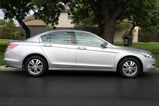 2008 Honda Accord 8th Gen VTi-L Silver 5 Speed Sports Automatic Sedan