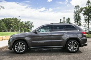 2019 Jeep Grand Cherokee WK MY19 Summit Granite Crystal 8 Speed Sports Automatic Wagon