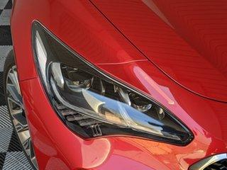 2017 Kia Stinger CK MY18 GT-Line Fastback Red 8 Speed Sports Automatic Sedan