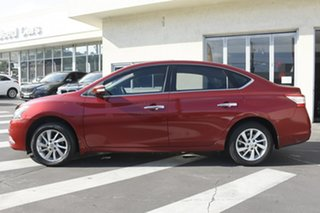 2013 Nissan Pulsar B17 ST Maroon 1 Speed Constant Variable Sedan