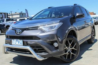 2017 Toyota RAV4 ASA44R GXL AWD Grey 6 Speed Sports Automatic Wagon.