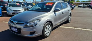 2011 Hyundai i30 FD MY11 SX 4 Speed Automatic Hatchback