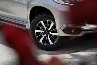 2019 Mitsubishi Pajero Sport QE MY19 GLS Sterling Silver 8 Speed Sports Automatic Wagon.