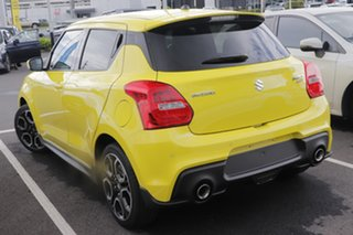 2020 Suzuki Swift AZ Series II Sport Champion Yellow 6 Speed Sports Automatic Hatchback