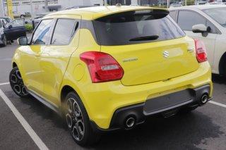 2020 Suzuki Swift AZ Series II Sport Champion Yellow 6 Speed Sports Automatic Hatchback.