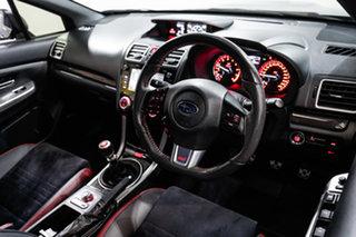 2016 Subaru WRX V1 MY17 STI AWD Grey 6 Speed Manual Sedan