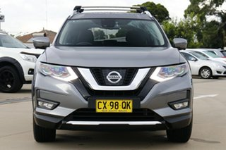 2017 Nissan X-Trail T32 Series 2 TI (4WD) Gun Metallic Continuous Variable Wagon