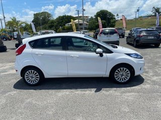 2012 Ford Fiesta WT LX PwrShift White 6 Speed Sports Automatic Dual Clutch Hatchback.