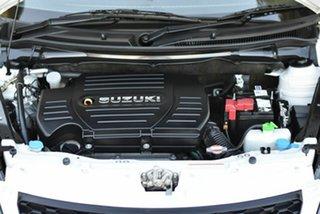2014 Suzuki Swift FZ MY14 Sport White 7 Speed Constant Variable Hatchback
