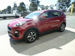 2019 Kia Sportage QL MY19 SI (FWD) Red 6 Speed Automatic Wagon.