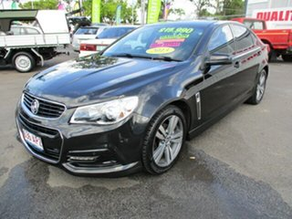 2013 Holden Commodore VF SV6 Black 5 Speed Automatic Sedan
