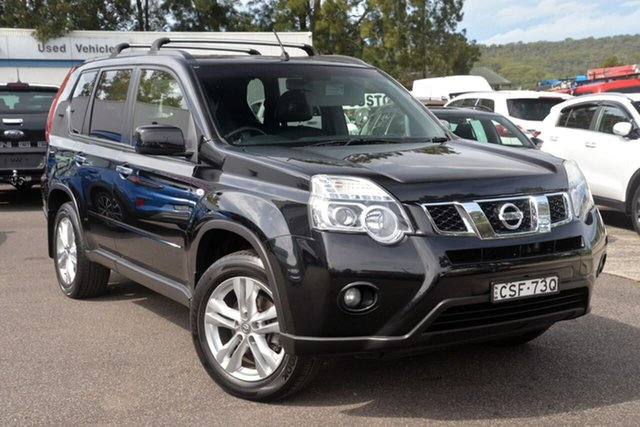 Used Nissan X-Trail T31 Series V ST-L West Gosford, 2013 Nissan X-Trail T31 Series V ST-L Black 1 Speed Constant Variable Wagon