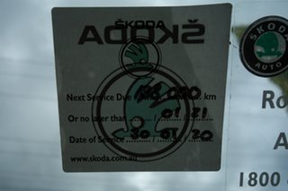 2010 Skoda Octavia 1Z MY10 RS Blue 6 Speed Manual Liftback