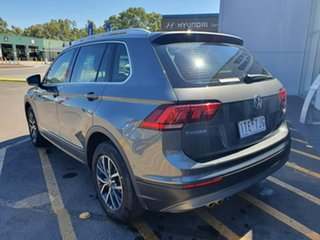 2016 Volkswagen Tiguan 5N MY17 110TDI DSG 4MOTION Comfortline Grey 7 Speed