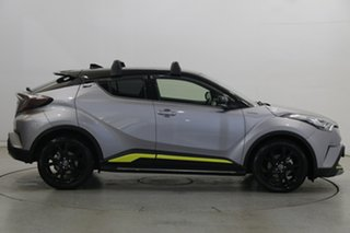 2017 Toyota C-HR NGX50R Koba S-CVT AWD Silver 7 Speed Constant Variable Wagon