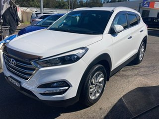 2016 Hyundai Tucson TL Elite 2WD White 6 Speed Sports Automatic Wagon.