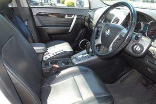 2015 Holden Captiva CG MY15 7 Active White 6 Speed Sports Automatic Wagon