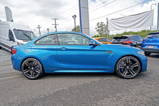 2017 BMW M2 F87 D-CT Blue 7 Speed Sports Automatic Dual Clutch Coupe