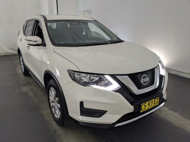 Used Nissan X-Trail T32 Series II ST X-tronic 2WD Maryville, 2018 Nissan X-Trail T32 Series II ST X-tronic 2WD White 7 Speed Constant Variable Wagon