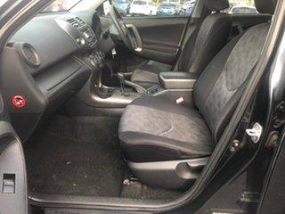 2012 Toyota RAV4 ACA33R CV (4x4) Black 4 Speed Automatic Wagon