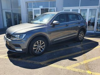 2016 Volkswagen Tiguan 5N MY17 110TDI DSG 4MOTION Comfortline Grey 7 Speed.