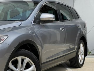 2011 Mazda CX-9 TB10A4 MY12 Luxury Silver 6 Speed Sports Automatic Wagon