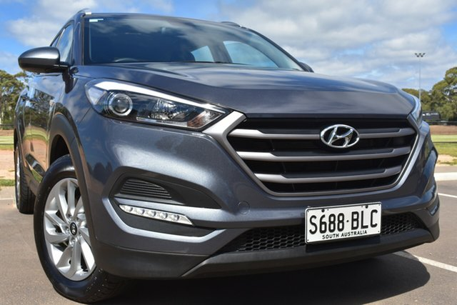 Used Hyundai Tucson TLE Active 2WD St Marys, 2015 Hyundai Tucson TLE Active 2WD Grey 6 Speed Sports Automatic Wagon