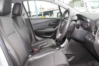 2017 Holden Trax TJ MY17 LT Silver 6 Speed Automatic Wagon