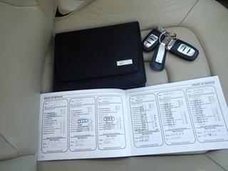 2010 Audi A5 8T 3.0 TDI Quattro Alpine White 7 Speed Auto Direct Shift Coupe