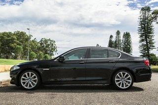 2013 BMW 5 Series F10 MY1112 535i Steptronic Black 8 Speed Sports Automatic Sedan