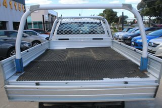 2015 Ford Ranger PX XL 2.2 (4x2) White 6 Speed Manual Cab Chassis