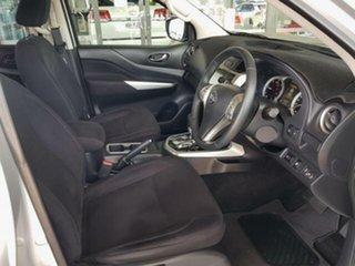 2018 Nissan Navara D23 S3 ST-X Silver 7 Speed Sports Automatic Utility