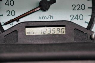 2006 Toyota Corolla ZZE122R Ascent Navy Blue 4 Speed Automatic Sedan
