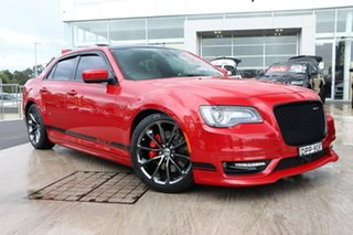 2017 Chrysler 300 LX MY18 SRT Hyperblack Redline Red 8 Speed Sports Automatic Sedan.