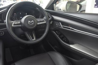 2019 Mazda 3 BP2SLA G25 SKYACTIV-Drive GT Snowflake White Pearl 6 Speed Sports Automatic Sedan