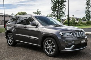 2019 Jeep Grand Cherokee WK MY19 Summit Granite Crystal 8 Speed Sports Automatic Wagon.