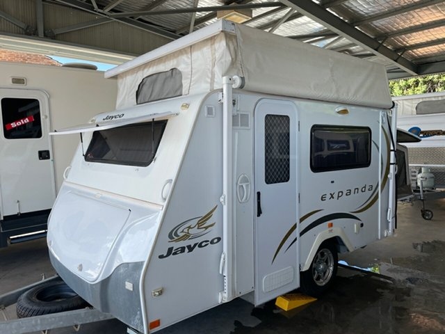 Used Jayco Expanda St James, 2009 Jayco Expanda Pop-top