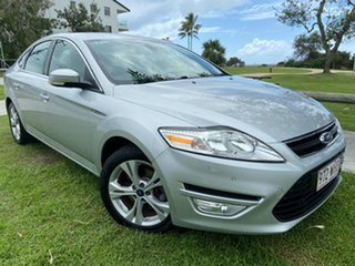 2012 Ford Mondeo MC Zetec PwrShift EcoBoost Silver 6 Speed Auto Sportshift Hatchback.