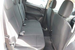 2014 Isuzu D-MAX MY15 SX Crew Cab 4x2 High Ride Splash 5 speed Automatic Utility