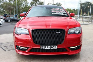 2017 Chrysler 300 LX MY18 SRT Hyperblack Redline Red 8 Speed Sports Automatic Sedan