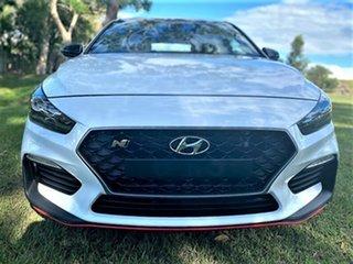 2020 Hyundai i30 PDe.3 MY20 N Performance Polar White 6 Speed Manual Hatchback