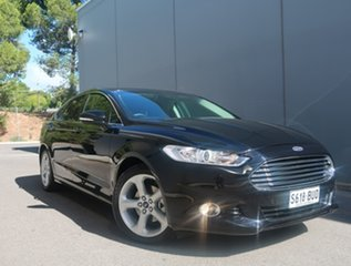 2017 Ford Mondeo MD 2017.50MY Trend Black 6 Speed Sports Automatic Hatchback.