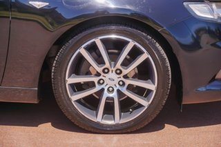 2011 Ford Falcon FG XR6 Ute Super Cab Limited Edition Black 6 Speed Sports Automatic Utility
