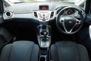 2012 Ford Fiesta WT Zetec PwrShift 6 Speed Sports Automatic Dual Clutch Hatchback.