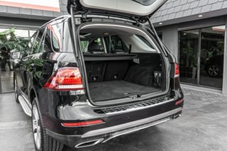 2016 Mercedes-Benz GLE-Class W166 807MY GLE250 d 9G-Tronic 4MATIC Black 9 Speed Sports Automatic