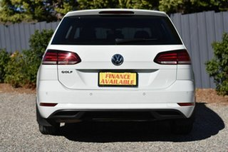 2018 Volkswagen Golf 7.5 MY18 110TSI DSG Trendline White 7 Speed Sports Automatic Dual Clutch Wagon