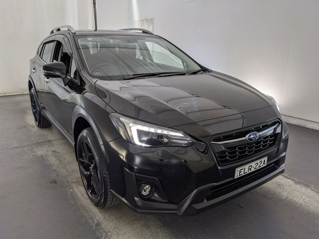 Used Subaru XV G5X MY19 2.0i-S Lineartronic AWD Maryville, 2019 Subaru XV G5X MY19 2.0i-S Lineartronic AWD Black 7 Speed Constant Variable Wagon