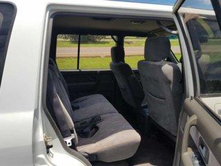 2000 Holden Jackaroo U8 MY00 SE White 4 Speed Automatic Wagon