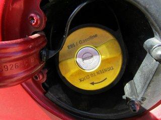2008 Dodge Journey JC SXT Red 6 Speed Automatic Wagon