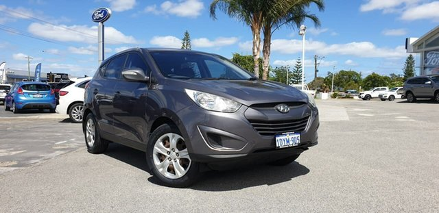 Used Hyundai ix35 LM MY12 Active Morley, 2012 Hyundai ix35 LM MY12 Active Grey 6 Speed Sports Automatic Wagon